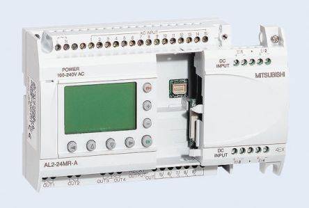 Alpha 2 Expansion Module, 230 V ac, 4 x Input Without Display product photo