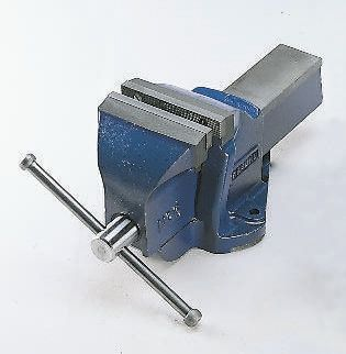 Irwin Bench Vice x 70mm 100mm x 120mm, 15kg