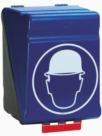 Genial Hard Hat Storage Box,315x236x200mm