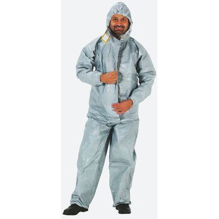 SL163TFS59 Grey Disposable Coverall product photo