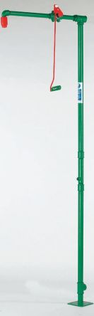 Hughes Floor Mounted Emergency Shower, 1.5barg
