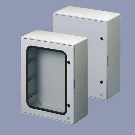 Gw46003 contenitore a parete gewiss ip65 con portello - Armadietto plastica per esterno ...