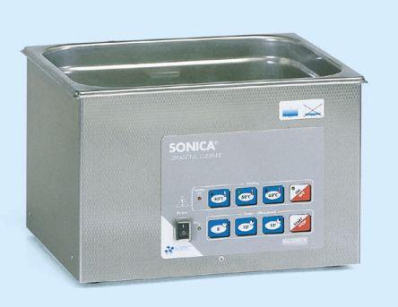 Vasca Da Bagno Con Ultrasuoni : Sonica 3300eth vasca di lavaggio a ultrasuoni soltec sonica 3300