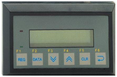 Omron LCD HMI Panel, 56 x 11 mm Display, 24 V dc Supply, 109 x 60 x 36 mm