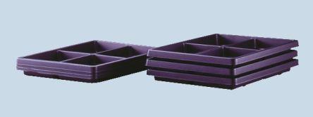 Hozan ESD-Safe Parts Tray Tray, 235 x 190 x 254mm
