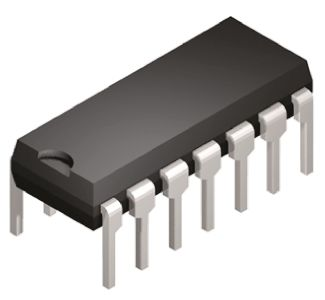 Texas Instruments SN75110AN Line Driver, Differential, 14-Pin PDIP