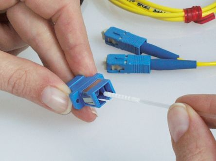 38022600 ITW Chemtronics   Chemtronics Fibre Optic Cleaning Swab for