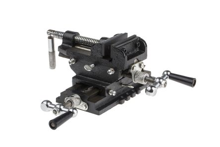 RS PRO Milling Vice 72mm x 72mm, 6.6kg