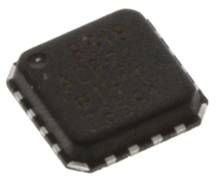 Analog Devices AD8318ACPZ, Log Amplifier, 5 V, 16-Pin LFCSP VQ