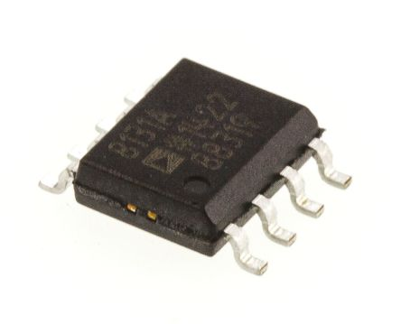 AD8131ARZ Analog Devices, Differential Line Driver 3 V, 5 V, 9 V 8-Pin SOIC