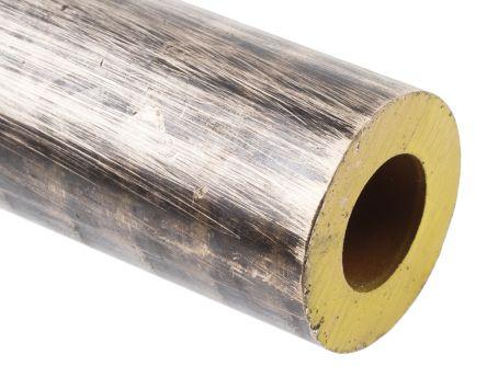 Phosphor Bronze Tube, 13in x 1.75in OD x 1in ID