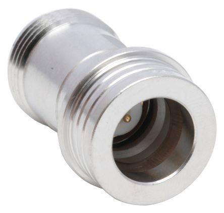 Straight-50Ω-RF-Adapter-QN-Plug-to-Type-N-Socket-img