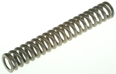 Steel Alloy Compression Spring, 79.5mm x 12mm, 8.81N/mm product photo