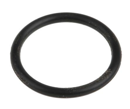 RS Pro Nitrile Rubber O-Ring, 14.1mm Bore , 17.3mm O.D , -30 → +120°C |