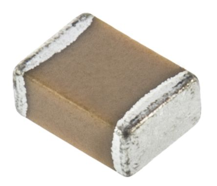 Vishay, 1812 (4532M) 22nF Multilayer Ceramic Capacitor MLCC 1kV dc ±10% , SMD VJ1812Y223KXGAT