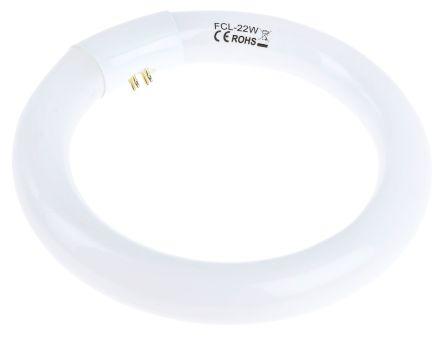 Tube 22W Round Magnifier Illuminated