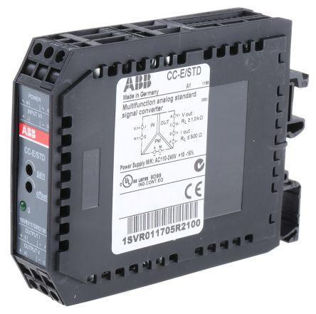 CONTROL RELAY CC-E/STD-VI/VI-110-240VAC