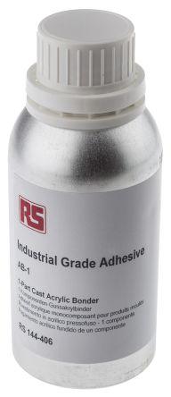 RS PRO 250 ml Liquid Acrylic Adhesive