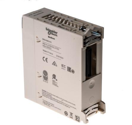 Schneider Electric M340 PLC I/O Module 4 Inputs, 24 V dc