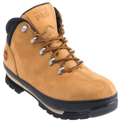 Timberland Splitrock Steel Toe Safety Boots, UK 7, EUR 41, Resistant To Abrasion, Flexion, Heat, Oil, Penetration, Water
