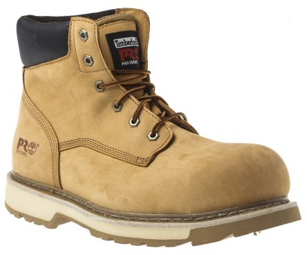 uk availability purchase genuine famous brand Timberland Traditional Beige Composite Toe Cap Men Safety Boots, UK 11, EU  46