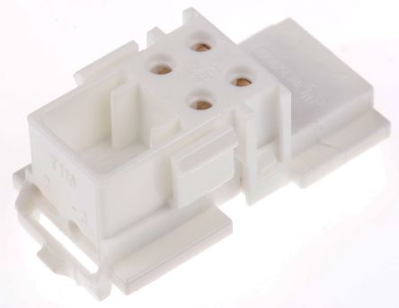 26.715.4701.50 BJB | Compact Fluorescent 2D Lamp Holder Snap-Fit - 26.715.4701.50 | 170-991 | RS Components