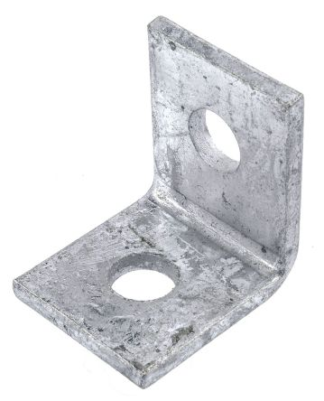 47 x 50mm 2 Hole Steel Angle Bracket product photo