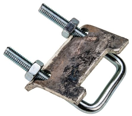 Unistrut Steel C Clamp, Fits Channel Size 21 x 41mm Beam Clamp