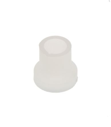 Nylon Screw Insulator, M2, 3mm product photo