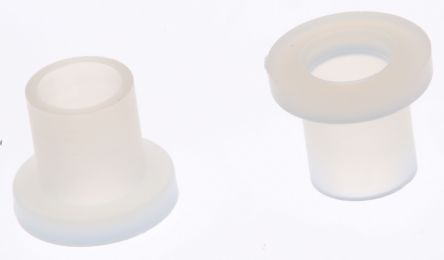 Nylon Screw Insulator, M3, 4mm product photo