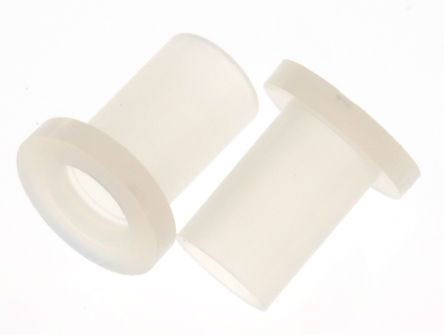 Nylon Screw Insulator, M3, 6mm product photo