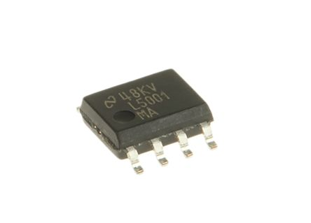 Texas Instruments LM5001MA/NOPB, Boost Converter, Inverting, Step Up 1A Adjustable, 1500 kHz 8-Pin, SOIC