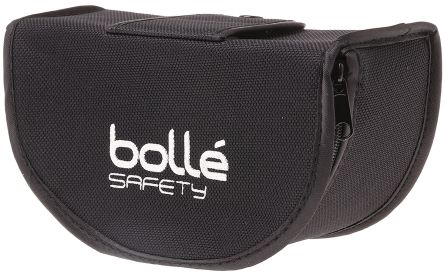 Flap-over spectacle/goggle case