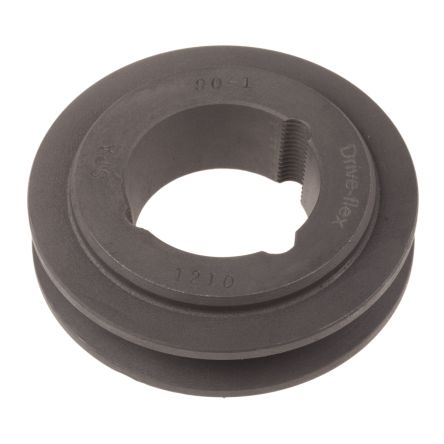 Pulley 95.5mm Outside Diameter, 90mm Pitch Diameter , 32mm Bore