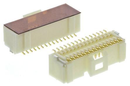 Molex, Pico-Clasp, 501190, 30 Way, 2 Row, Straight PCB Header