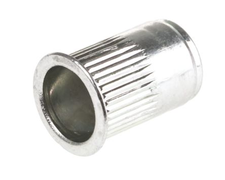Plain, M6 Threaded Insert, 11.56mm diameter 10mm Depth 9.65mm