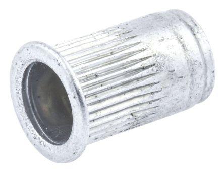AVK Plain, M4 Threaded Insert, 7.87mm diameter 6.75mm Depth 7.75mm