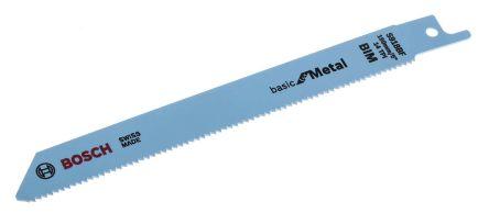 Bosch 150 mm HSS Sabre Saw Blade, 14 Teeth Per Inch