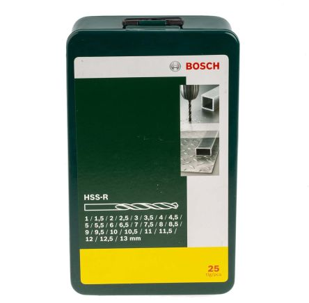 PART NO PTD18609 #9 Size Jobber Length HSS Drill Precision Twist Drill 018609 Series R15P Bright Finish