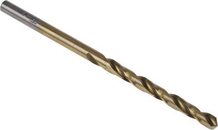 RS PRO HSSTwist Drill Bit, 3.5mm x70 mm