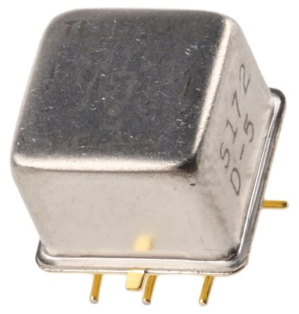 DPDT Surface Mount Latching Relay 1 A, 5V dc