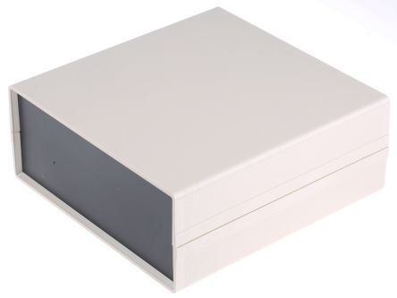 ABS Project Box, White, 159 x 154 x 64mm