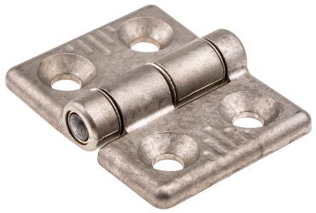 Bosch Rexroth Aluminium, Die Cast Aluminium, Door Hinge, 6 mm, 8 mm, 10 mm Slot