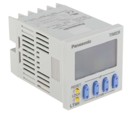Schneider Electric ON Delay Multi Function Timer Relay Screw 01 s