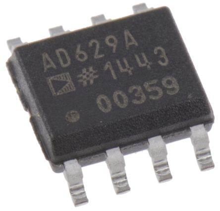AD629ARZ , Differential Amplifier 8-Pin SOIC product photo
