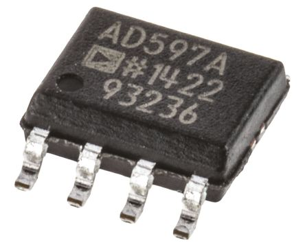 Analog Devices AD597ARZ, Instrumentation Amplifier 15kHz, 5 → 30 V, 8-Pin SOIC