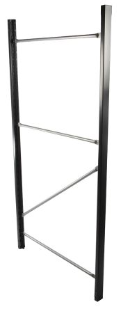 Steel Grey Long Span End Frame, 1800mm, 1800mm x 900mm x 900mm product photo