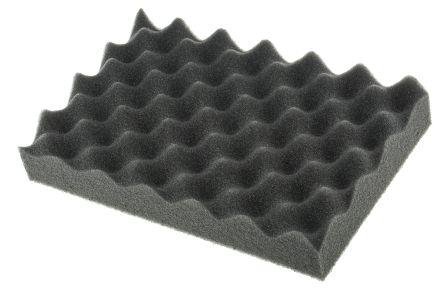 APW Medium Density Foam Insert, For Use With Zero Size 1 Case