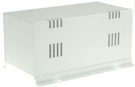 Cold Rolled Steel Project Box, White, 257 x 130 x 112mm product photo
