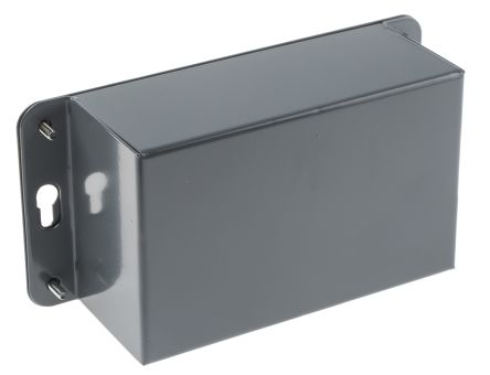 Cold Rolled Steel Project Box, Grey, 88 x 142 x 58mm product photo